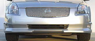 Street Scene - Nissan Maxima Street Scene Main Grille - 950-77322