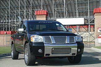 Street Scene - Nissan Titan Street Scene OEM Lower Valance Bumper Grille - 950-77346