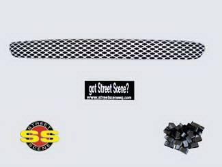 Street Scene - Ford F250 Street Scene Lower Valance Bumper Grille - 950-77705