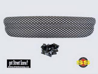 Street Scene - Ford F150 Street Scene Main Grille - 950-77710