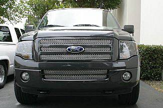 Street Scene - Ford Expedition Street Scene Main Grille - 950-77714
