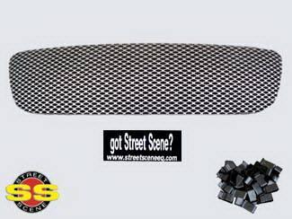 Street Scene - Ford Explorer Street Scene Main Grille - 950-77736