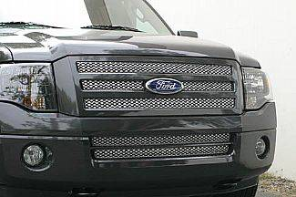 Street Scene - Ford Expedition Street Scene OEM Lower Valance Bumper Grille - 950-77834