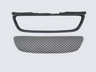 Street Scene - Nissan Altima Street Scene Main Grille with Paintable Grille shell - 950-77990