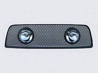Street Scene - Toyota Tundra Street Scene Grille Shell with Lights Package - Chrome - 950-78570
