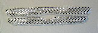 Street Scene - Ford Ranger Street Scene Main Grille with Protruding Center Bar - 2PC - 950-78810
