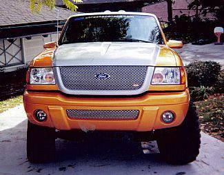 Street Scene - Ford Ranger Street Scene Main Grille - 950-78813