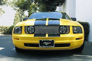 Street Scene - Ford Mustang Street Scene Main Grille - 950-78932