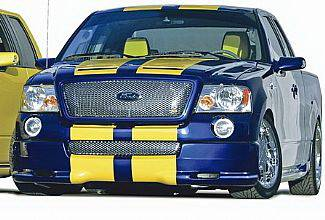 Street Scene - Ford F150 Street Scene Main Grille with 1 Piece Opening Shell - 950-79770