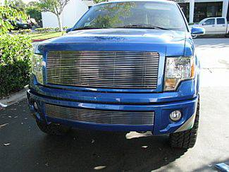 Street Scene - Ford F150 Street Scene Cut Out Style Main Grille - Billet - 950-80762