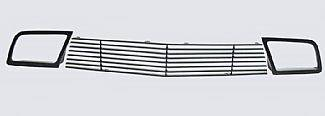 Street Scene - Chevrolet Camaro Street Scene Lower Valance Bumper Grille V8 SS with Painted Ducts - 950-85224
