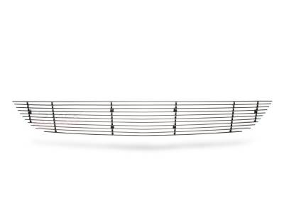 Stack Racing - Ford Mustang Stack Racing Billet Lower Grille - GRL-05-500-LOW-BLK