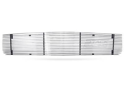 Stack Racing - Ford Mustang Stack Racing Billet Upper Grille - GRL-05-V6-NPC