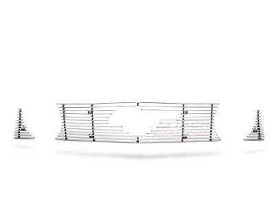 Stack Racing - Ford Mustang Stack Racing Billet Grille - GRL-10-GT-UPC