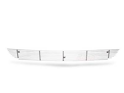 Stack Racing - Ford Mustang Stack Racing Billet Lower Grille - GRL-10-V6-LOW
