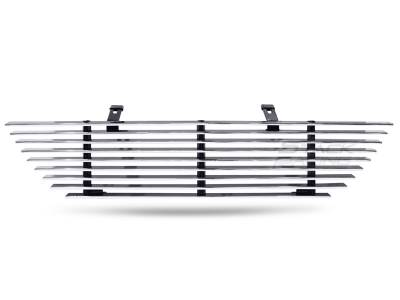 Stack Racing - Ford Mustang Stack Racing Billet Upper Grille - GRL-99-NPC