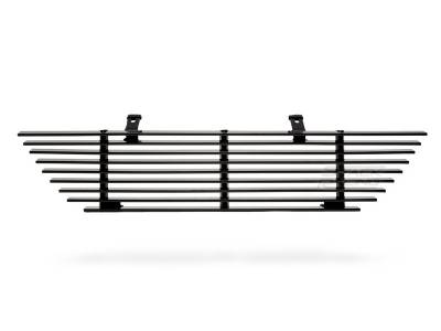 Stack Racing - Ford Mustang Stack Racing Billet Upper Grille - GRL-99-NPC-BLK