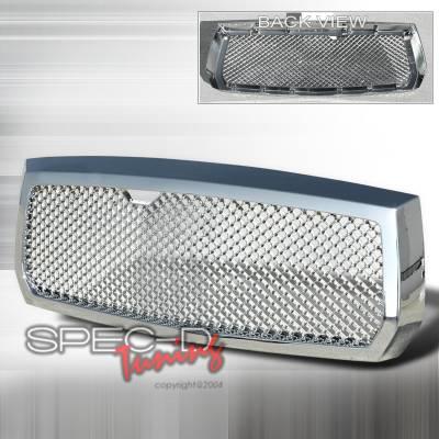 Spec-D - Dodge Dakota Spec-D Mesh Grille - HG-DAK05C