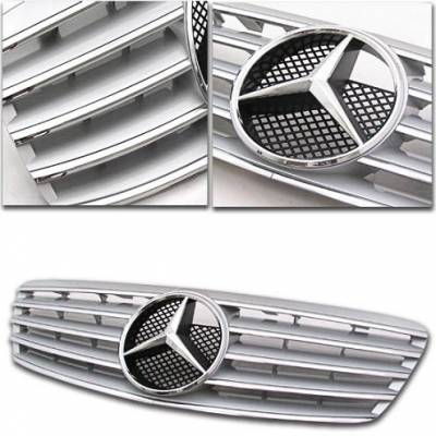 Sym - S Class Sports Grille - Silver