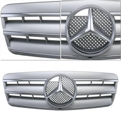Sym - Silver Chrome 3 Fin W208