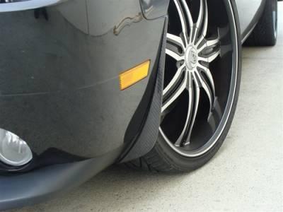 TruFiber - Dodge Challenger TruFiber Carbon Fiber LG41 Splash Guard TC20320-LG41