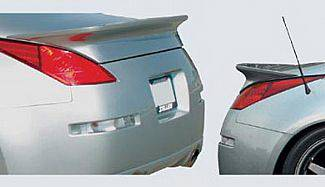 Street Scene - Nissan 350Z Street Scene Generation 1 Rear Spoiler - 950-70330