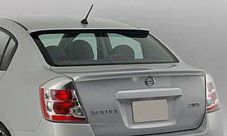 Street Scene - Nissan Sentra Street Scene Rear Window Roof Spoiler - 950-70360
