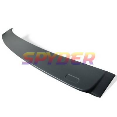 Spyder Auto - BMW 3 Series 4DR Spyder Rear Shade Roof Spoiler - RFS-BE904D-AC