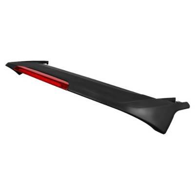 Spyder - Honda CRV Spyder LED OE Spoiler - SP-OE-HCRV07L