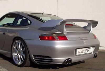 SpeedArt - CS Style rear spoiler