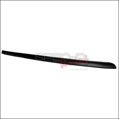 Spec-D - Honda Accord Spec-D M3 Style ABS Trunk Lip Spoiler - Black - SPTL-ACD94-M3-DS