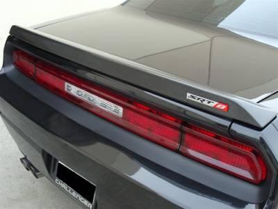 TruFiber - Dodge Challenger TruFiber Carbon Fiber DCA40 Wing TC20320-DCA40