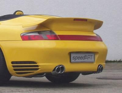 SpeedArt - Style Rear Wing