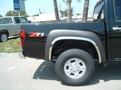 TFP - TFP Fender Trim with Flares - 3904