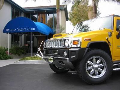 SVC - H2 Hummer Bumperettes