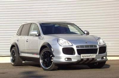 SpeedArt - Porsche Cayenne Wide fender flare kit