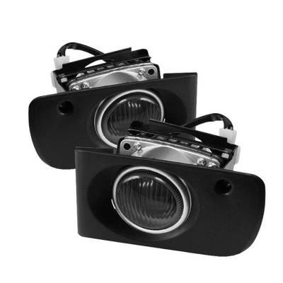 Spyder - Acura Integra Spyder OEM Fog Lights - Smoke - FL-AI94-SM