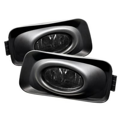 Spyder - Acura TSX Spyder OEM Fog Lights - Smoke - FL-ATSX03-SM