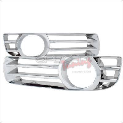 Spec-D - Chrysler 300 Spec-D Fog Light Cover - FLC-30005CR-GL