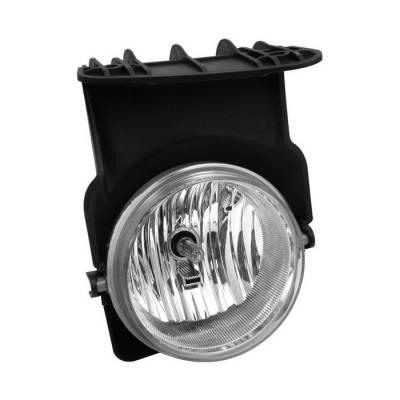 Spyder - GMC Sierra Spyder OEM Fog Lights - No Switch - Right - FL-GS03-R