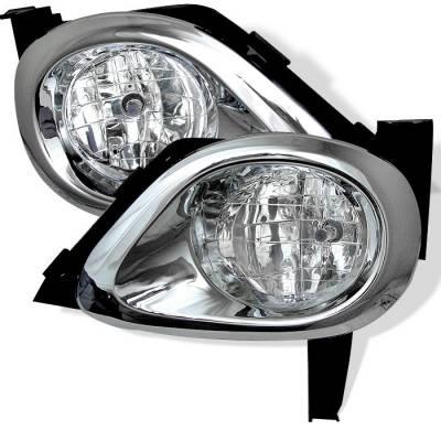 Spyder - Honda CRV Spyder OEM Fog Lights - Clear - FL-HCRV05