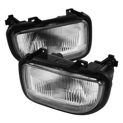 Spyder - Toyota MR2 Spyder Fog Lights - Chrome - FL-MR2-C