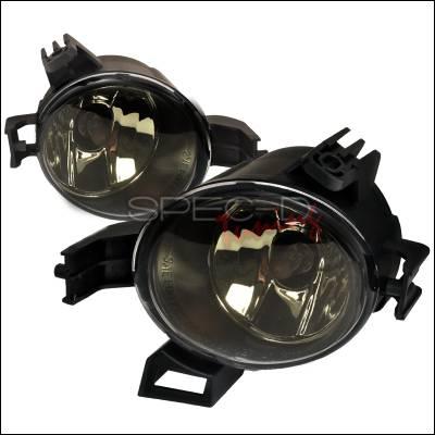 Spec-D - Nissan Altima Spec-D OEM Style Fog Lights - Smoke - LF-ALT06GOEM-APC