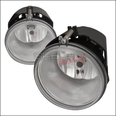 Spec-D - Dodge Dakota Spec-D OEM Style Fog Lights - Clear - LF-DAK05COEM-APC