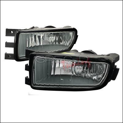 Spec-D - Lexus GS Spec-D Fog Lights - Clear - LF-GS30098COEM-APC
