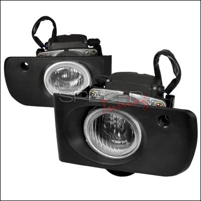 Spec-D - Acura Integra Spec-D OEM Style Fog Lights - Clear - LF-INT94COEM