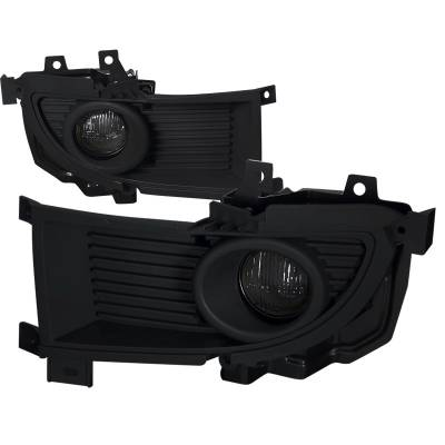 Spec-D - Mitsubishi Lancer Spec-D Fog Lights - LF-LAN05GOEM-DL