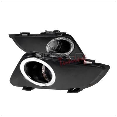 Spec-D - Mazda 6 Spec-D OEM Style Fog Lights - Clear - LF-MZ604-WJ
