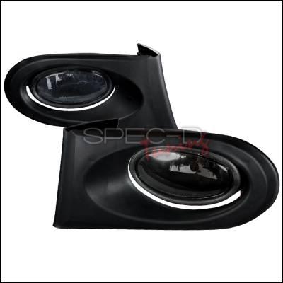 Spec-D - Acura RSX Spec-D OEM Style Fog Lights - Smoke - LF-RSX02GOEM