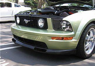 Street Scene - Ford Mustang Street Scene Generation 3 Chin Spoiler - 950-70761